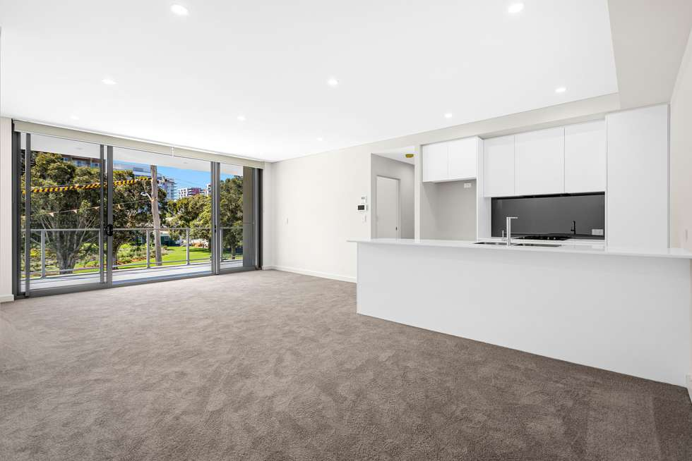 Second view of Homely unit listing, 402/2-4 Beatson Street, Wollongong NSW 2500