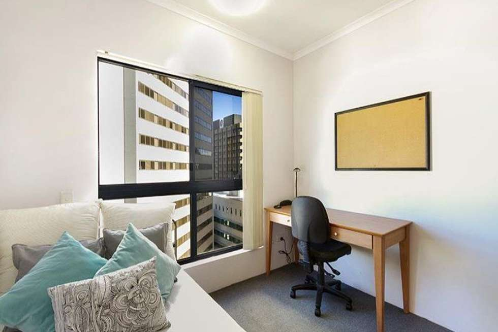 Second view of Homely studio listing, 2001/108 Margaret Street, Brisbane City QLD 4000