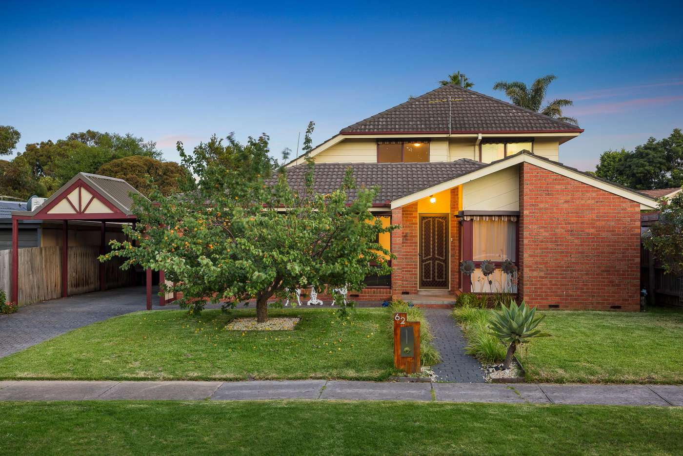 Main view of Homely house listing, 62 Raphael Crescent, Frankston VIC 3199
