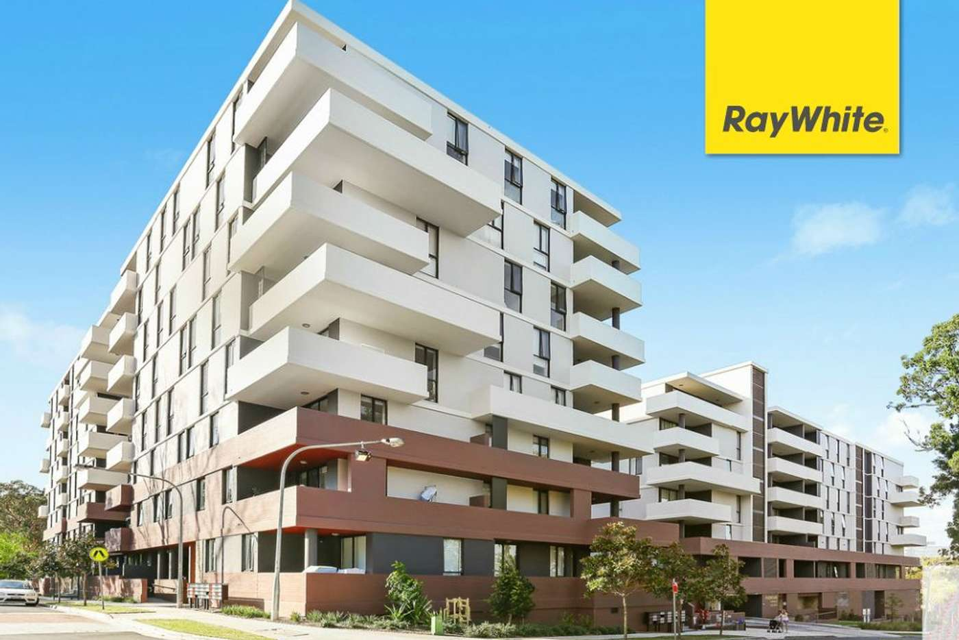 Main view of Homely apartment listing, 427/1 Vermont Crescent, Riverwood NSW 2210