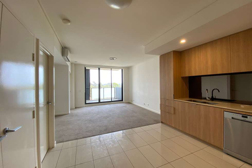 Second view of Homely apartment listing, 427/1 Vermont Crescent, Riverwood NSW 2210
