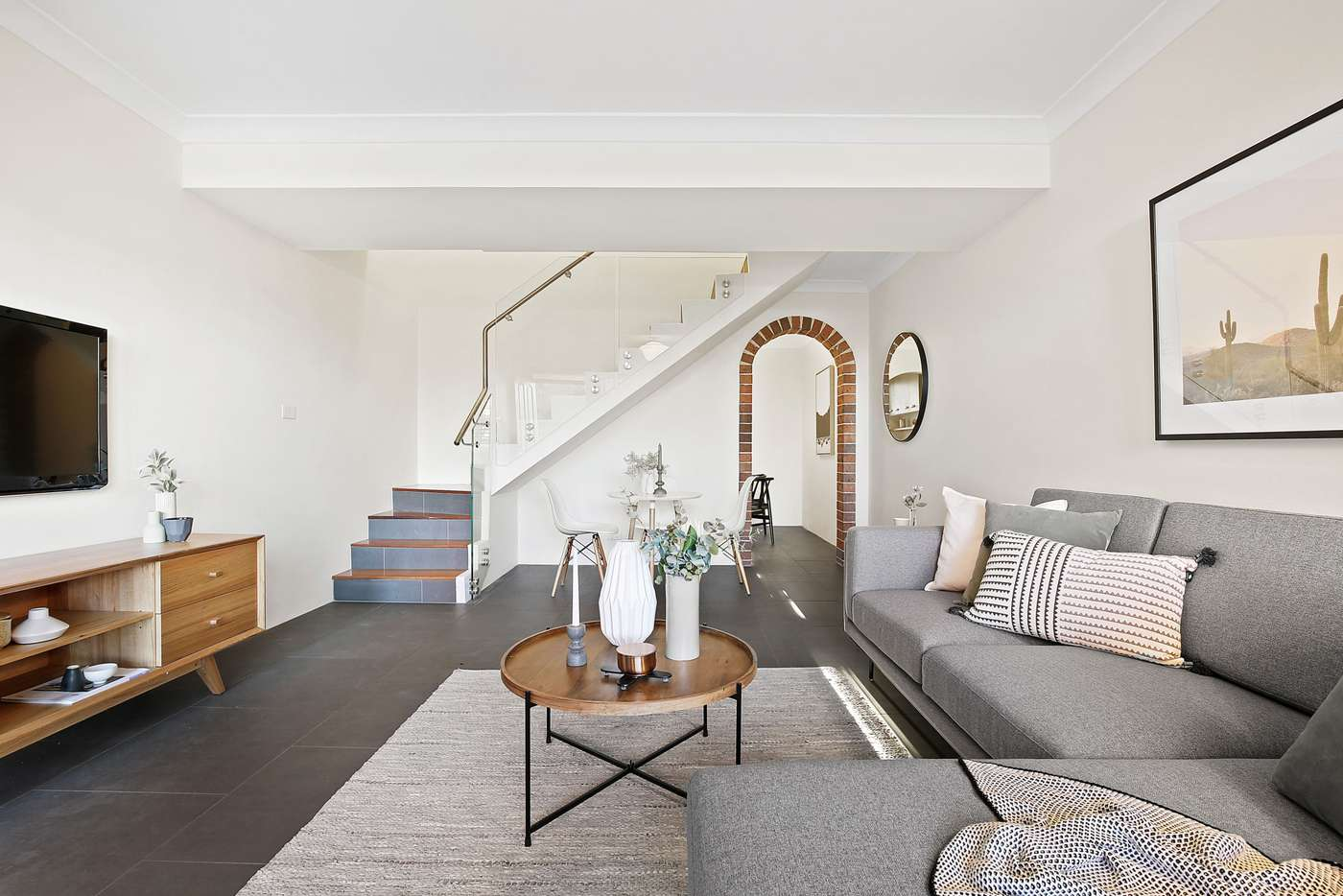 Main view of Homely townhouse listing, 2/1 Iredale Street, Newtown NSW 2042
