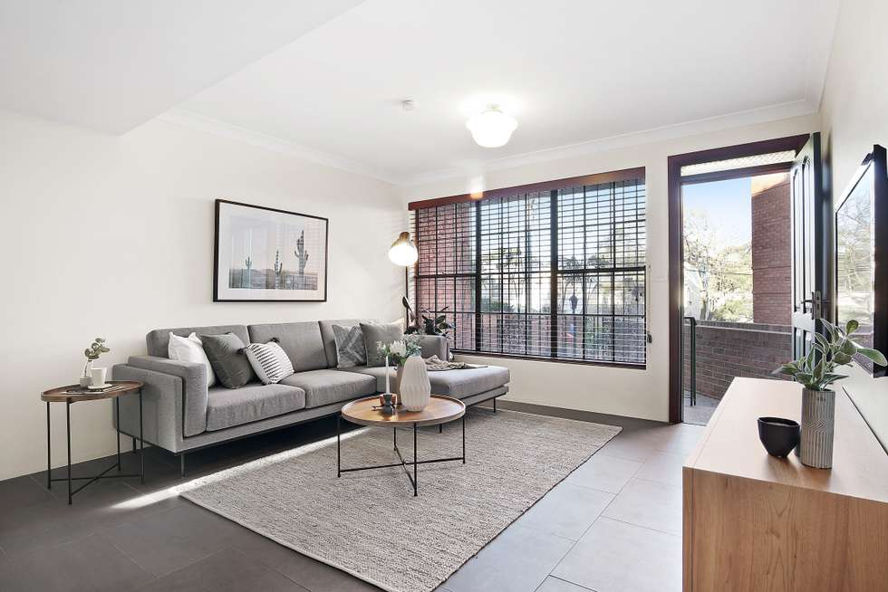 Second view of Homely townhouse listing, 2/1 Iredale Street, Newtown NSW 2042