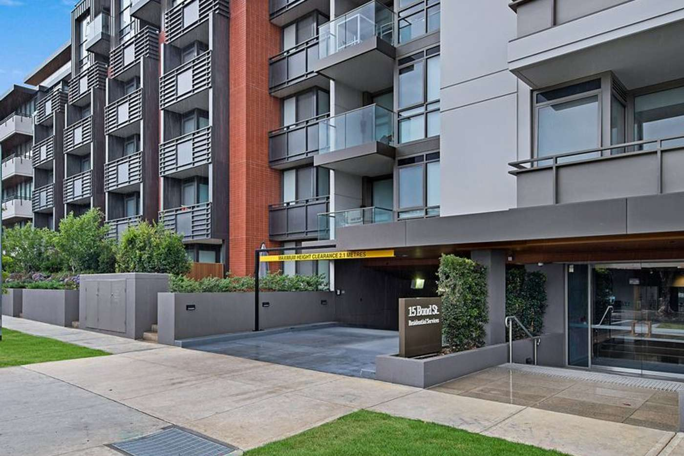 Main view of Homely apartment listing, 107/15 Bond Street, Caulfield VIC 3162