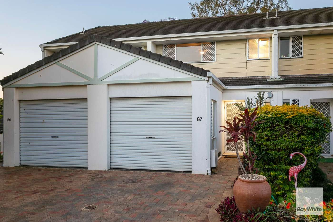 Main view of Homely townhouse listing, 87/14 Kensington Place, Birkdale QLD 4159