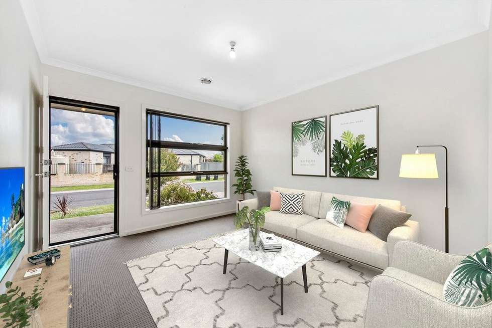 Second view of Homely house listing, 27 Silverleaf Drive, Melton VIC 3337
