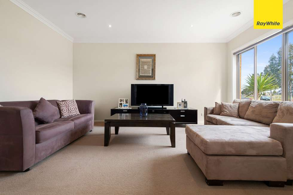 Second view of Homely house listing, 25 Long Tree Drive, Harkness VIC 3337