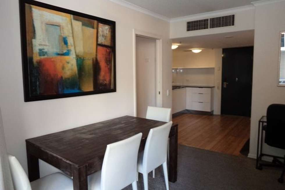 Third view of Homely apartment listing, 705/95 Charlotte Street, Brisbane City QLD 4000