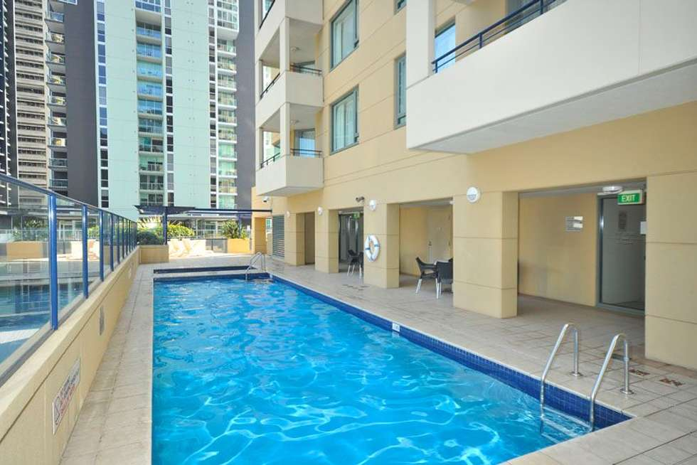 Fifth view of Homely apartment listing, 705/95 Charlotte Street, Brisbane City QLD 4000