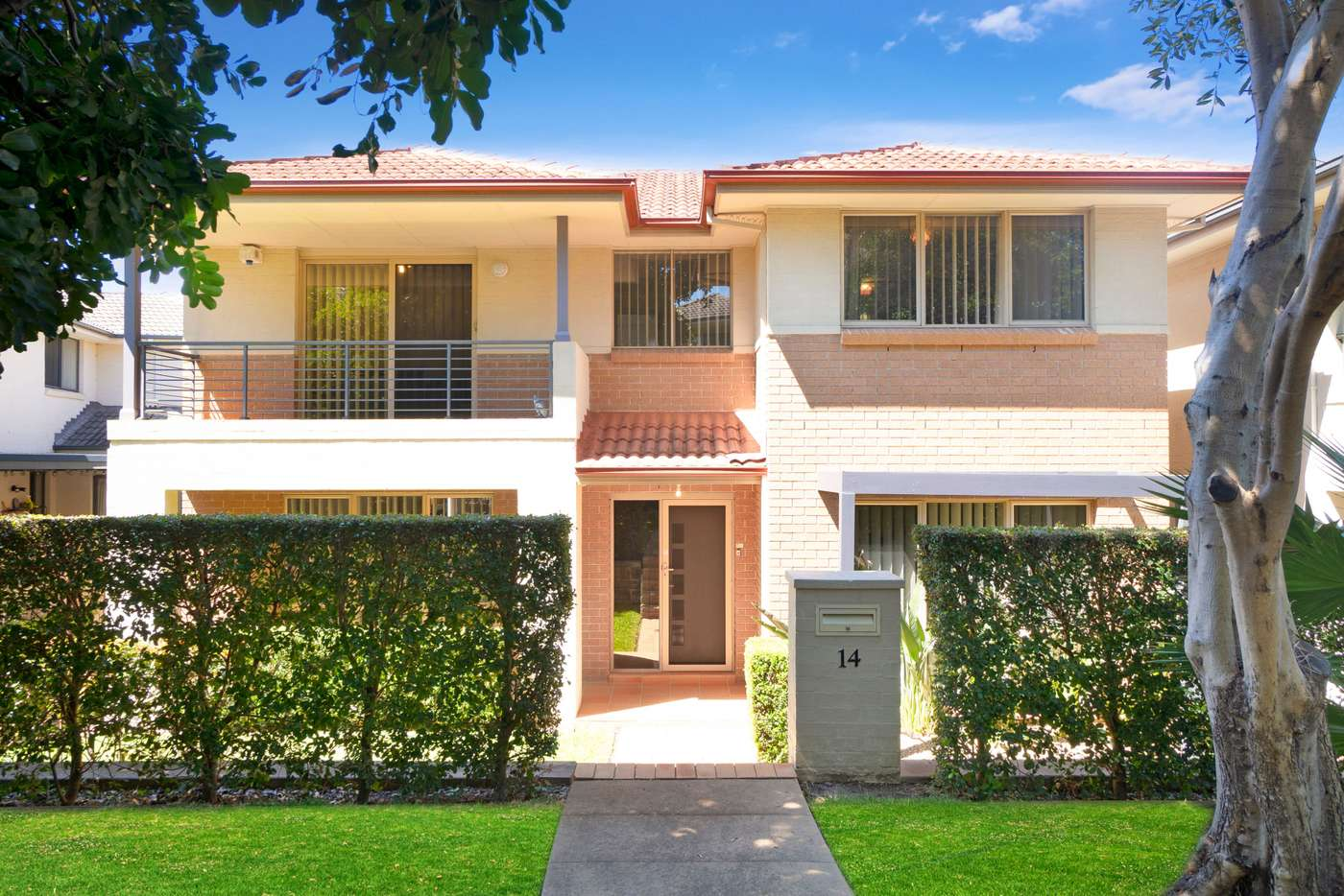 Main view of Homely house listing, 14 Dartford Street, Stanhope Gardens NSW 2768