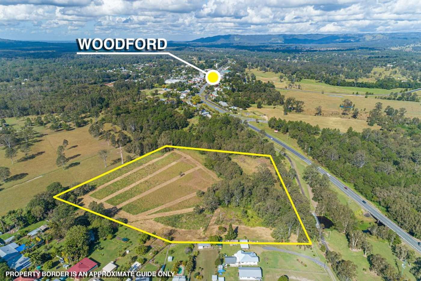 Main view of Homely residentialLand listing, 1-5 Durundur Street, Woodford QLD 4514