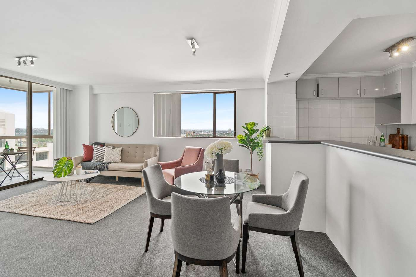 Main view of Homely apartment listing, 256/398-408 Pitt Street, Sydney NSW 2000