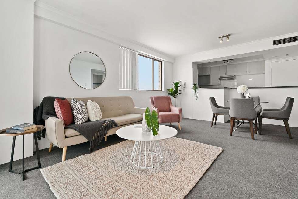 Second view of Homely apartment listing, 256/398-408 Pitt Street, Sydney NSW 2000