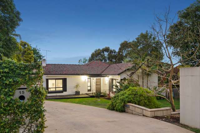 15 Ferdinand Avenue, Balwyn North VIC 3104