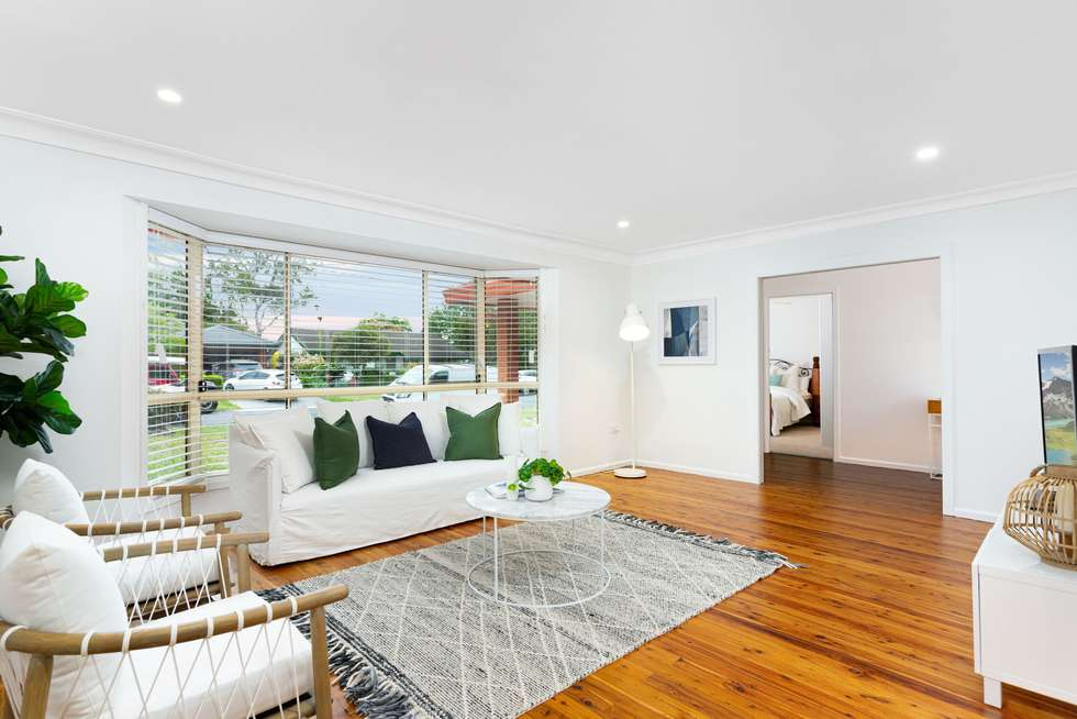 Second view of Homely house listing, 10 Reppan Avenue, Baulkham Hills NSW 2153
