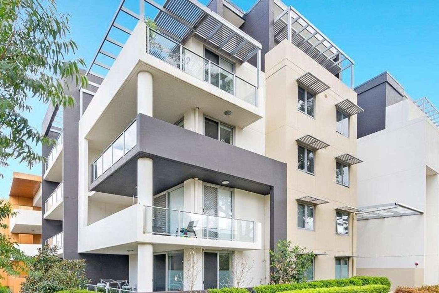 Main view of Homely apartment listing, 12/30-34 Keeler Street, Carlingford NSW 2118