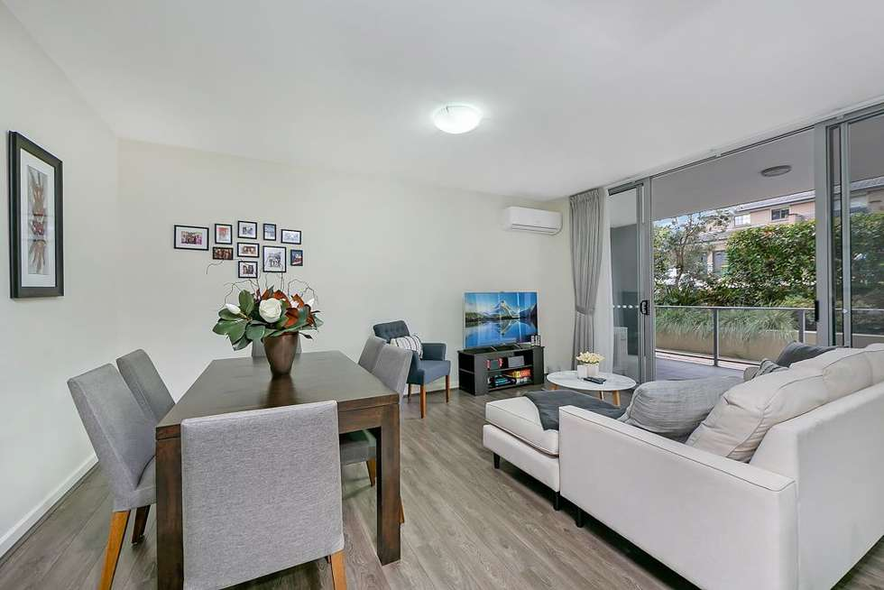 Second view of Homely apartment listing, 12/30-34 Keeler Street, Carlingford NSW 2118