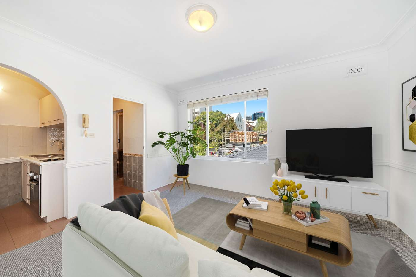 Main view of Homely apartment listing, 5/37 West Street, North Sydney NSW 2060