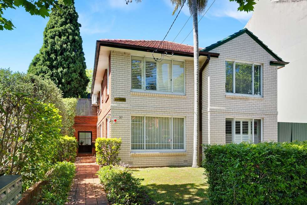 Second view of Homely apartment listing, 5/37 West Street, North Sydney NSW 2060