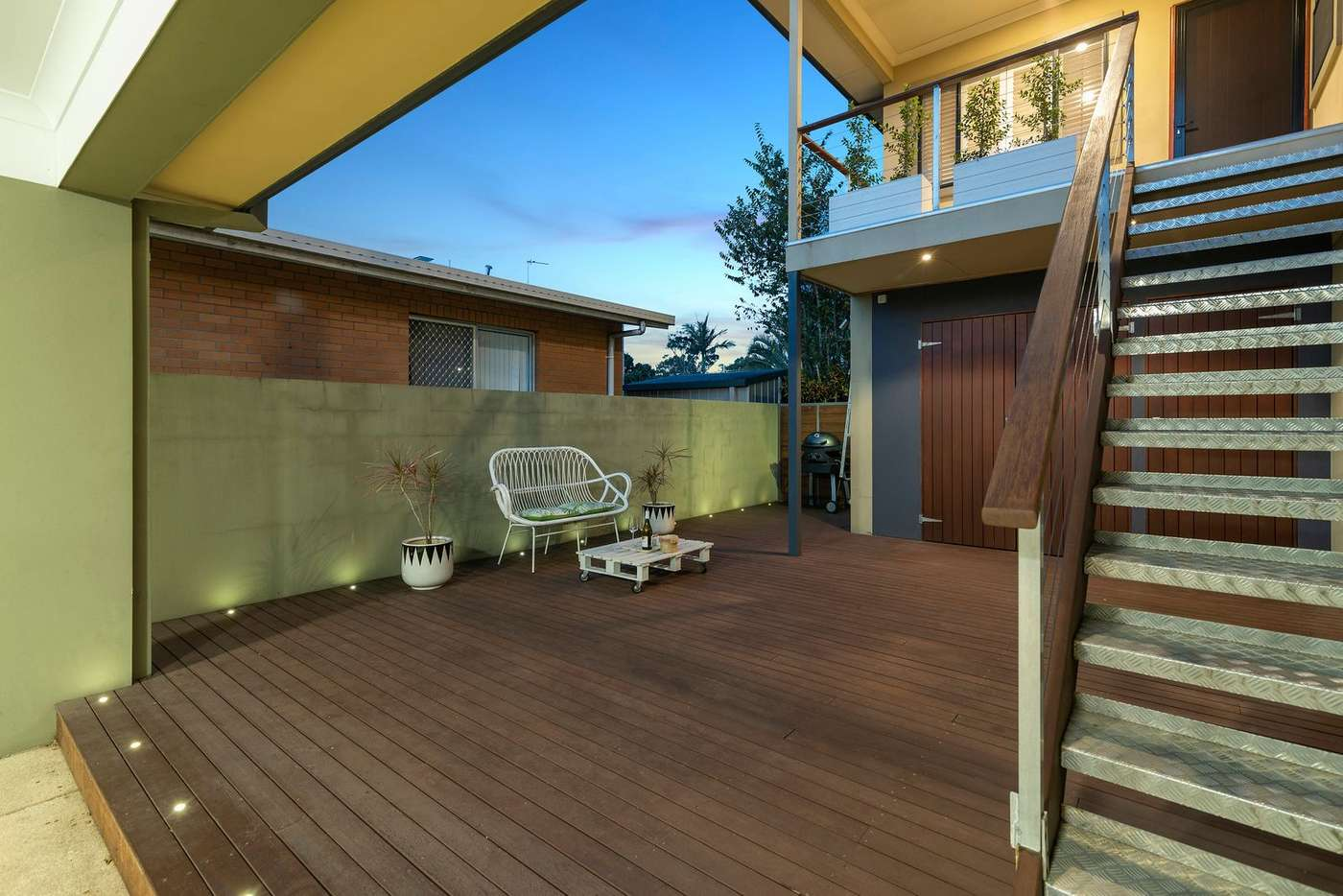 Fifth view of Homely semiDetached listing, 2/31 Leyte Avenue, Palm Beach QLD 4221