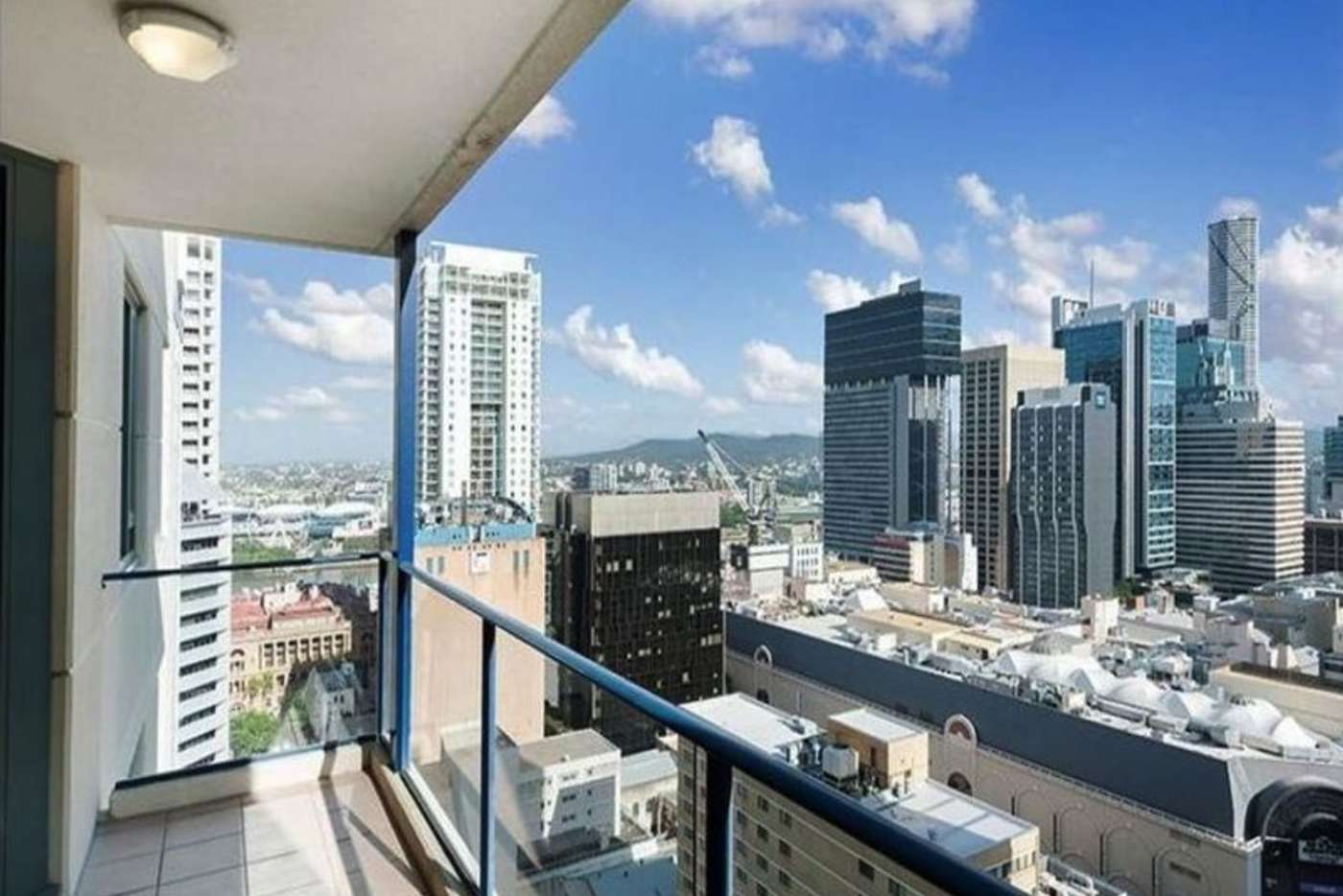 Main view of Homely apartment listing, 2804/95 Charlotte Street, Brisbane City QLD 4000