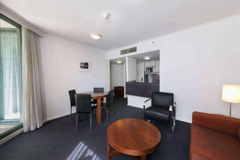 Second view of Homely apartment listing, 2804/95 Charlotte Street, Brisbane City QLD 4000