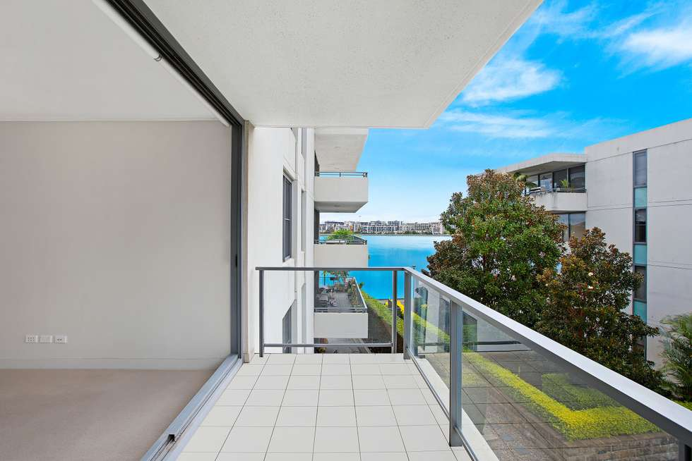 Third view of Homely apartment listing, 303/4 Lewis Avenue, Rhodes NSW 2138