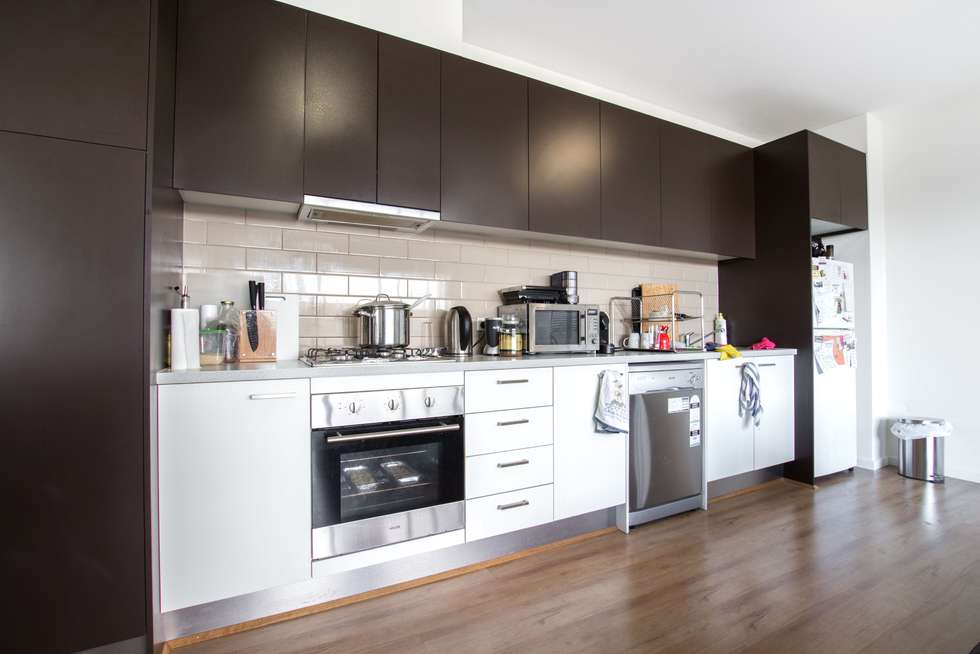 Second view of Homely apartment listing, 31/155 GORDON Street, Footscray VIC 3011