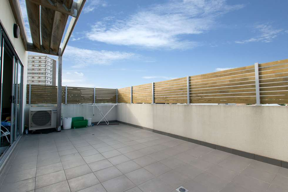 Third view of Homely apartment listing, 31/155 GORDON Street, Footscray VIC 3011