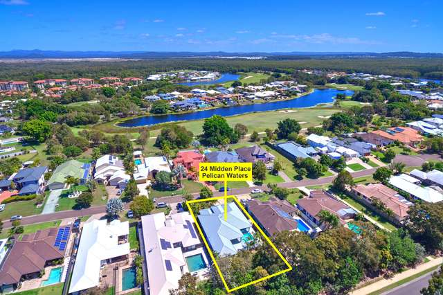 24 Midden Place, Pelican Waters QLD 4551