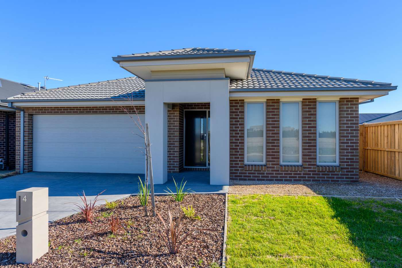 Main view of Homely house listing, 4 Sunbeam Street, Smythes Creek VIC 3351