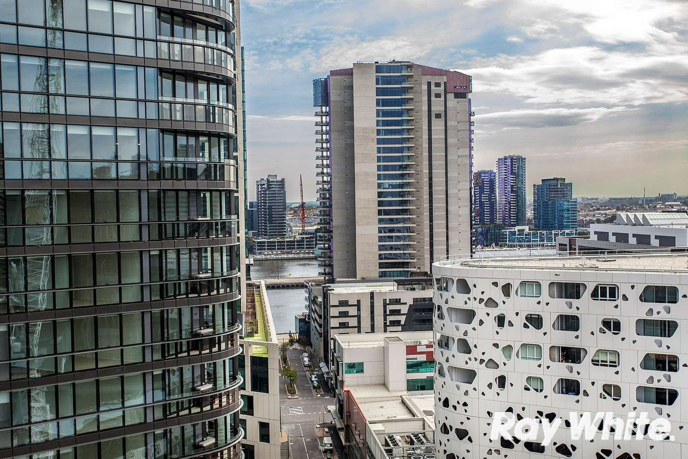 Seventh view of Homely apartment listing, 1510S 883 Collins Street, Docklands VIC 3008