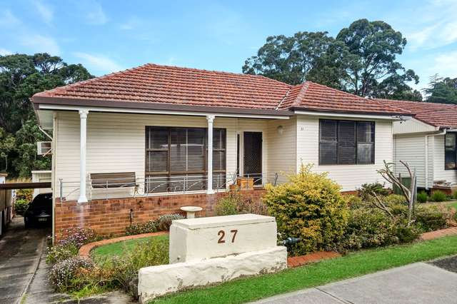 27 Grayson Avenue, Kotara NSW 2289