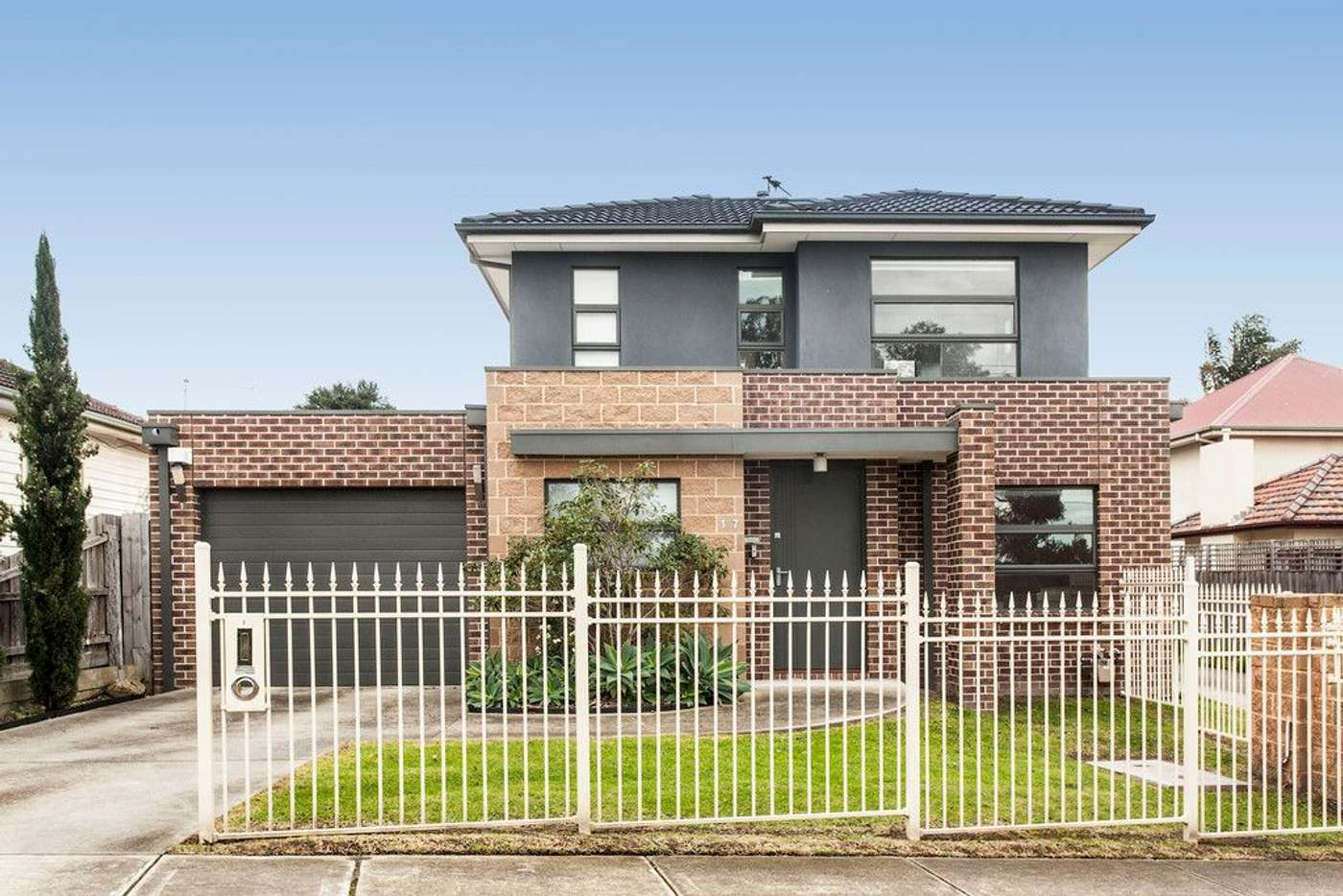 Main view of Homely townhouse listing, 1/7 Seventh Avenue, Dandenong VIC 3175