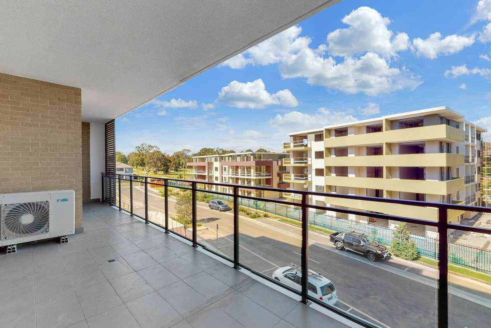 Second view of Homely apartment listing, 233/2 Gerbera Place, Kellyville NSW 2155