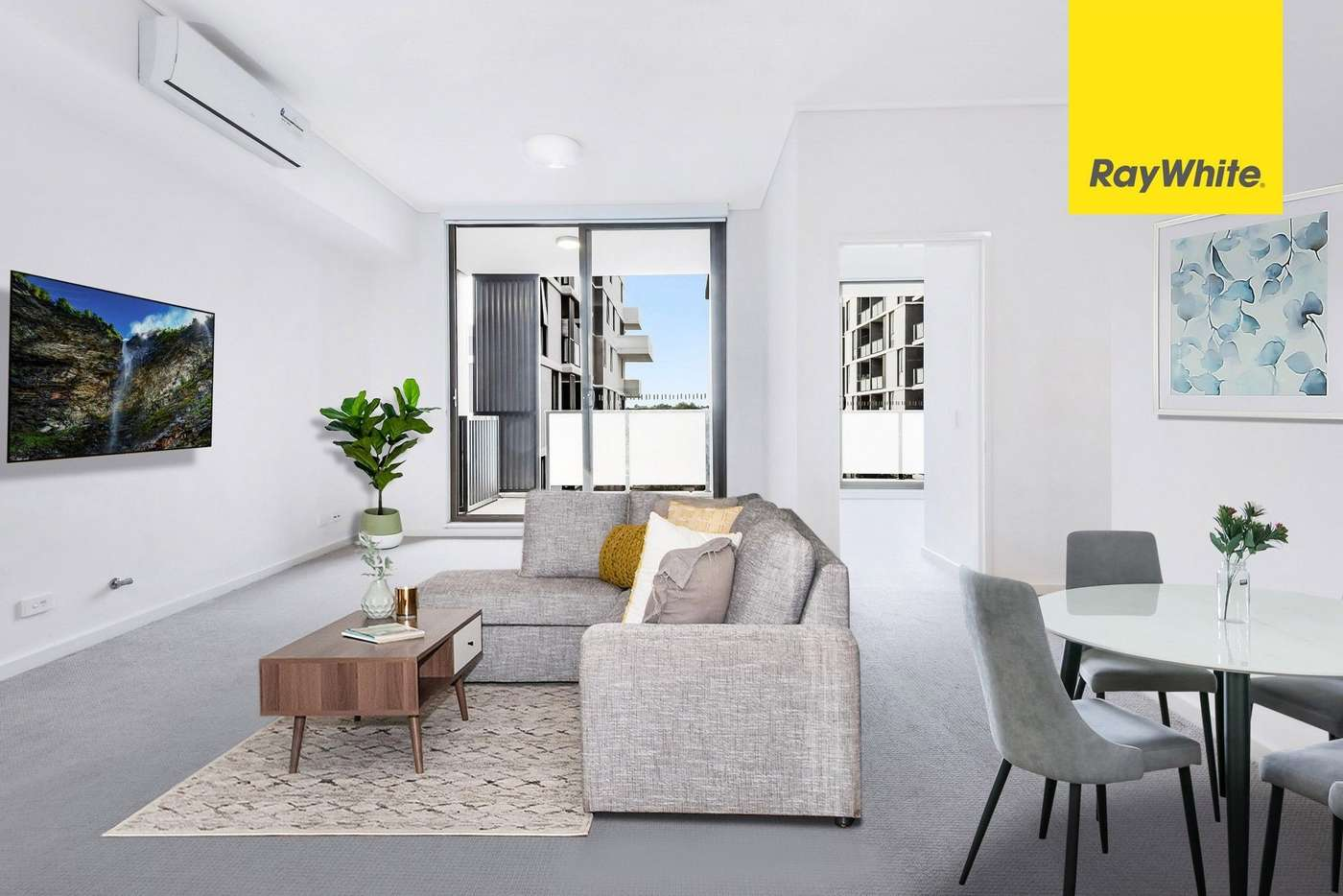 Main view of Homely apartment listing, 307/1 Vermont Crescent, Riverwood NSW 2210