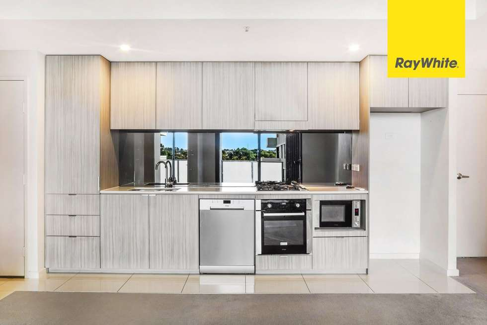 Second view of Homely apartment listing, 307/1 Vermont Crescent, Riverwood NSW 2210