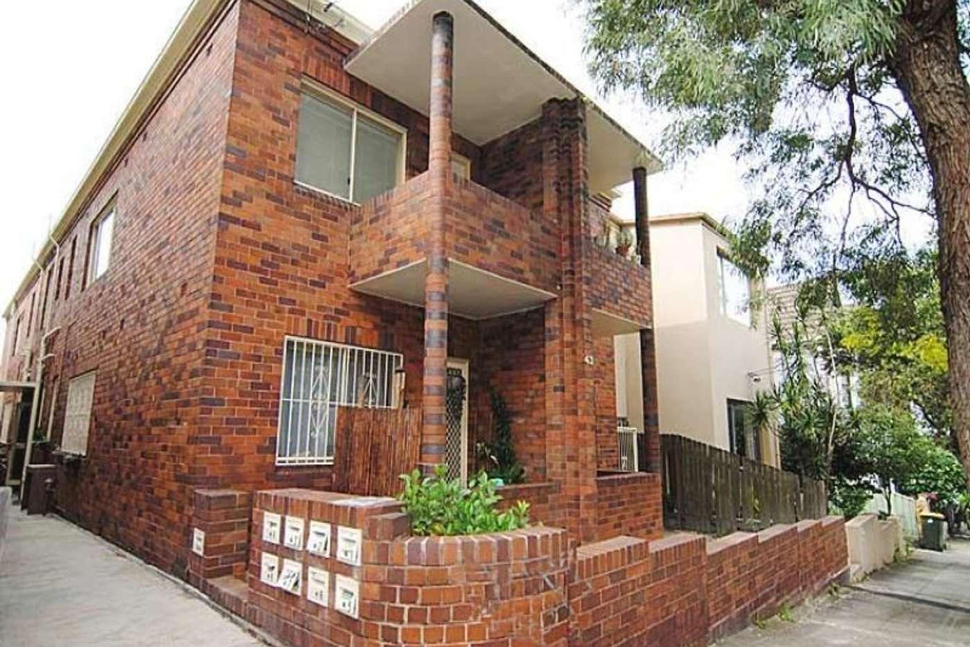 Main view of Homely unit listing, 7/43 John Street, Petersham NSW 2049