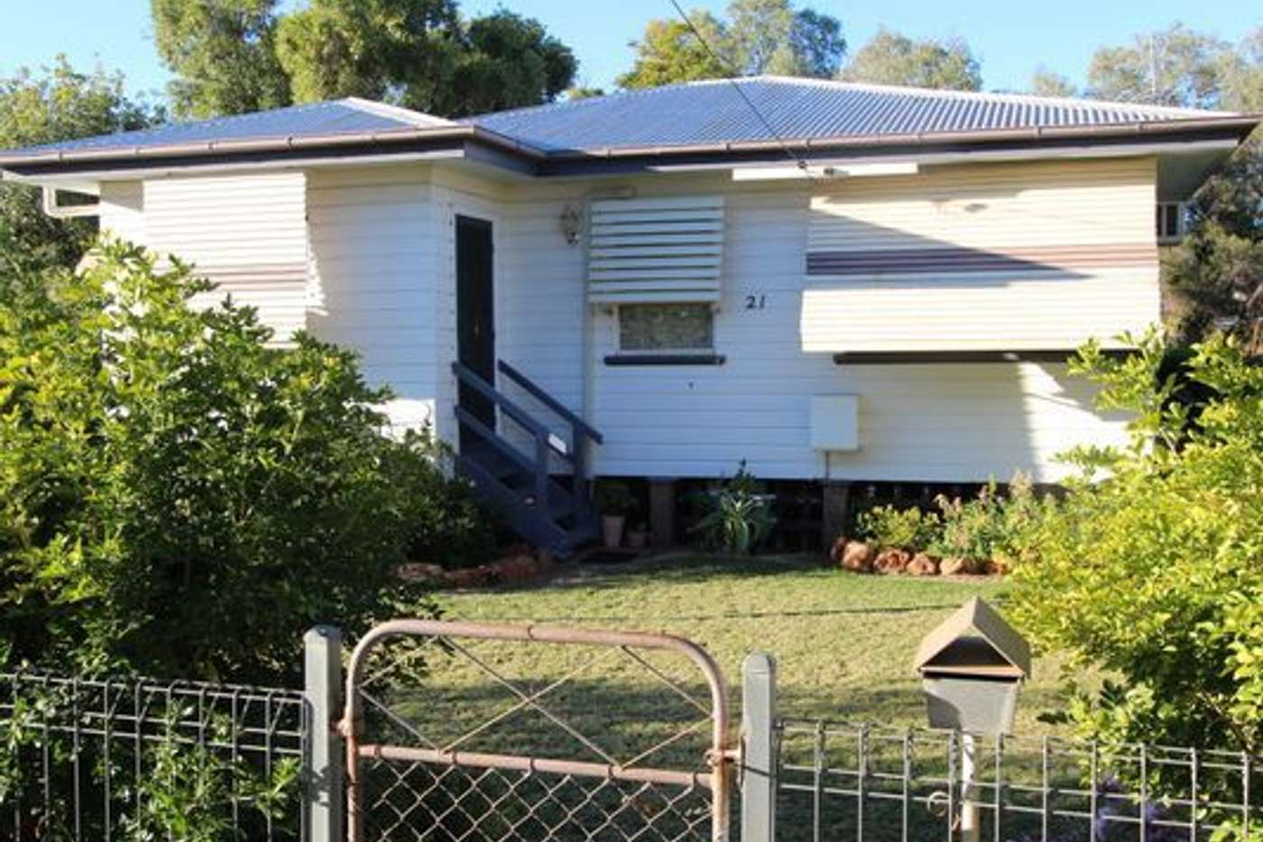 Main view of Homely house listing, 21 Deverell Street, Charleville QLD 4470