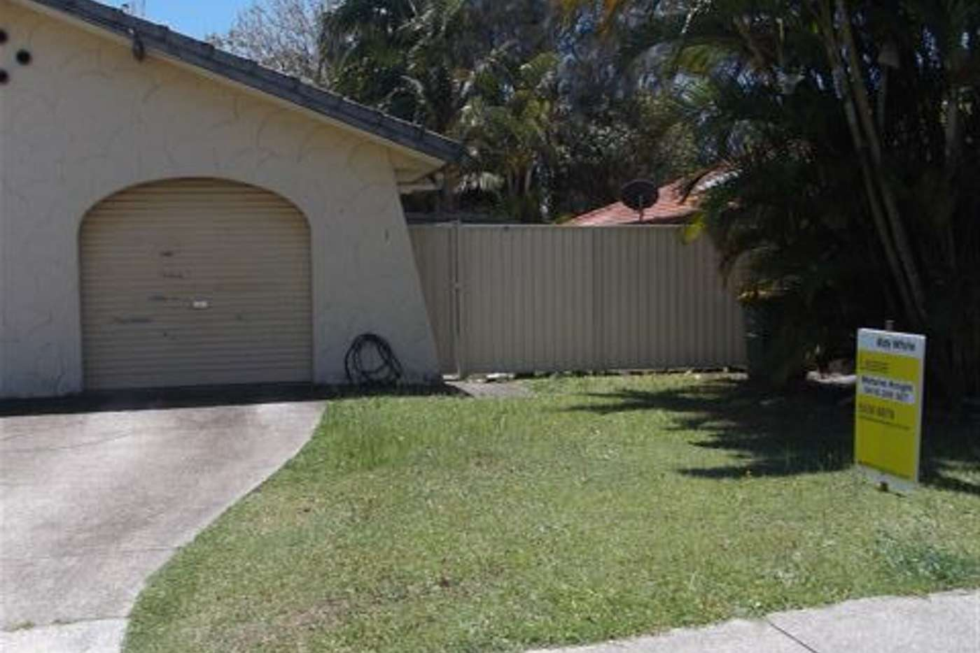 Main view of Homely semiDetached listing, 1/53 Milton Avenue, Paradise Point QLD 4216