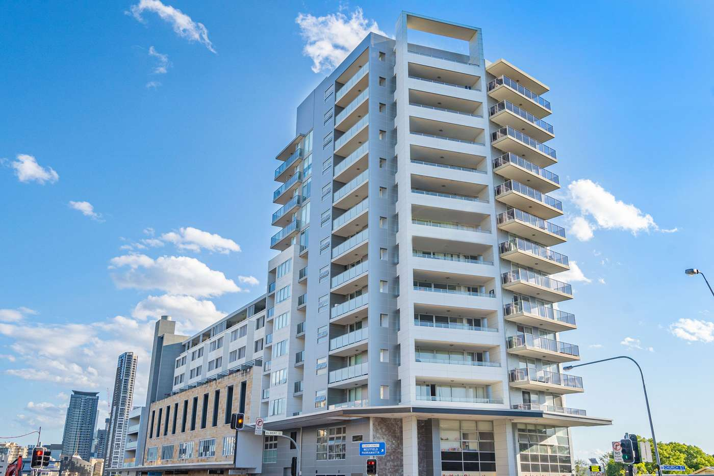 Main view of Homely apartment listing, 16/459-463 Church Street, Parramatta NSW 2150