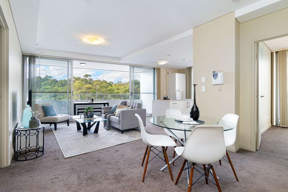 Second view of Homely apartment listing, 16/459-463 Church Street, Parramatta NSW 2150