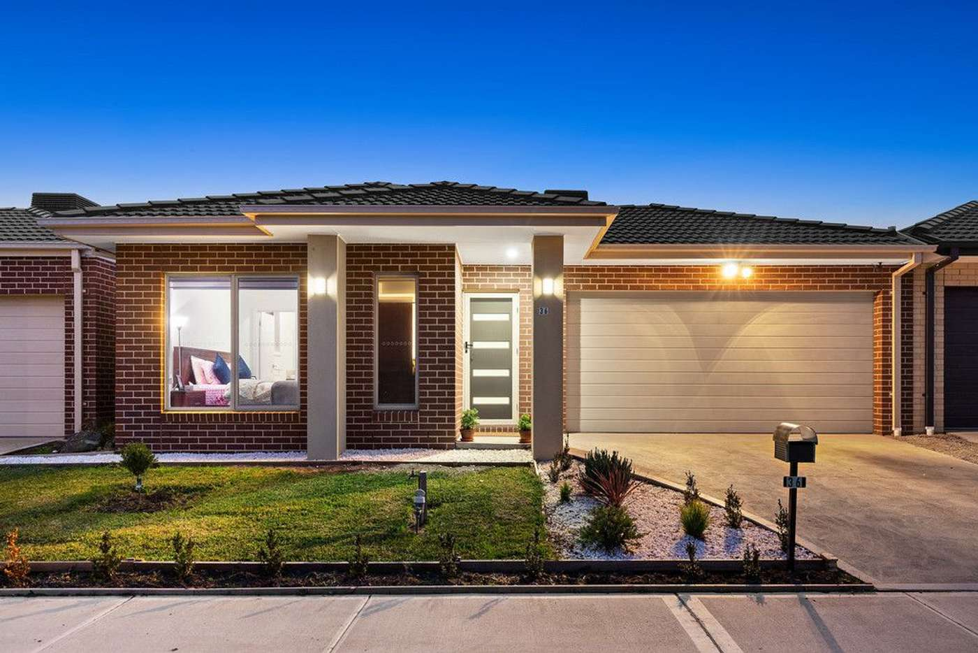 Main view of Homely house listing, 36 Adoquin Street, Doreen VIC 3754