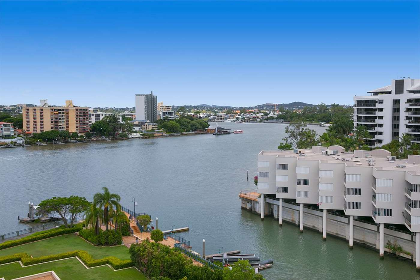 Main view of Homely apartment listing, 705/44 Ferry Street, Kangaroo Point QLD 4169