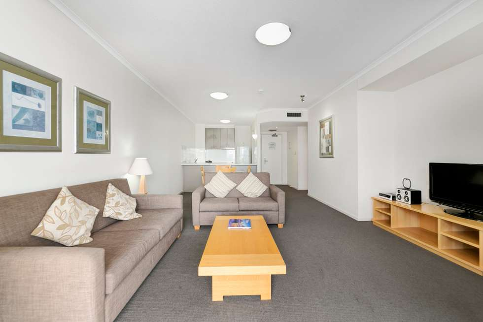 Second view of Homely apartment listing, 705/44 Ferry Street, Kangaroo Point QLD 4169