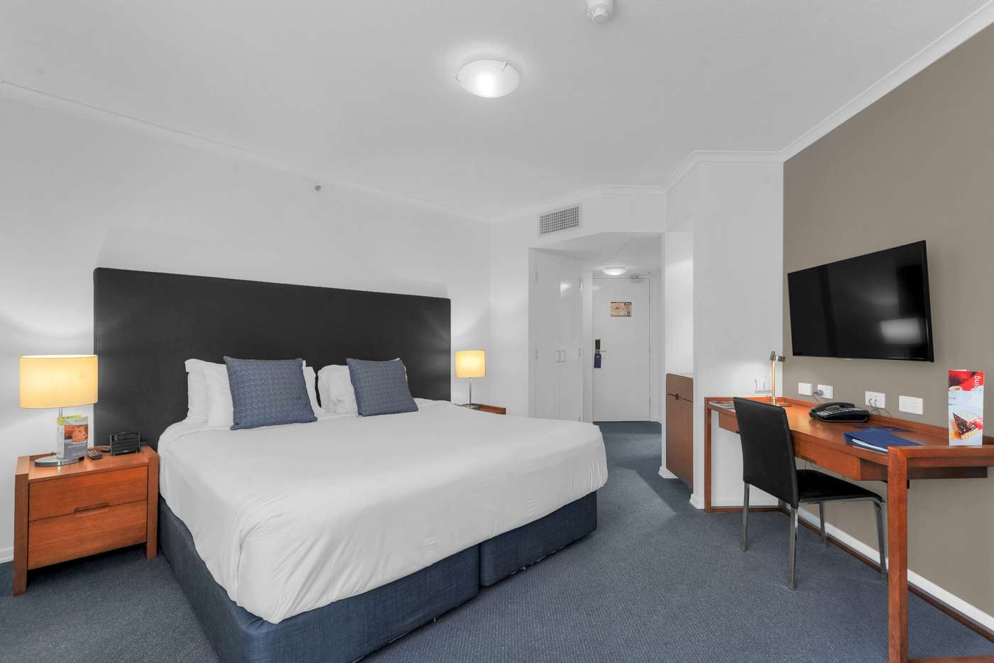 Main view of Homely studio listing, 1506/95 Charlotte Street, Brisbane City QLD 4000