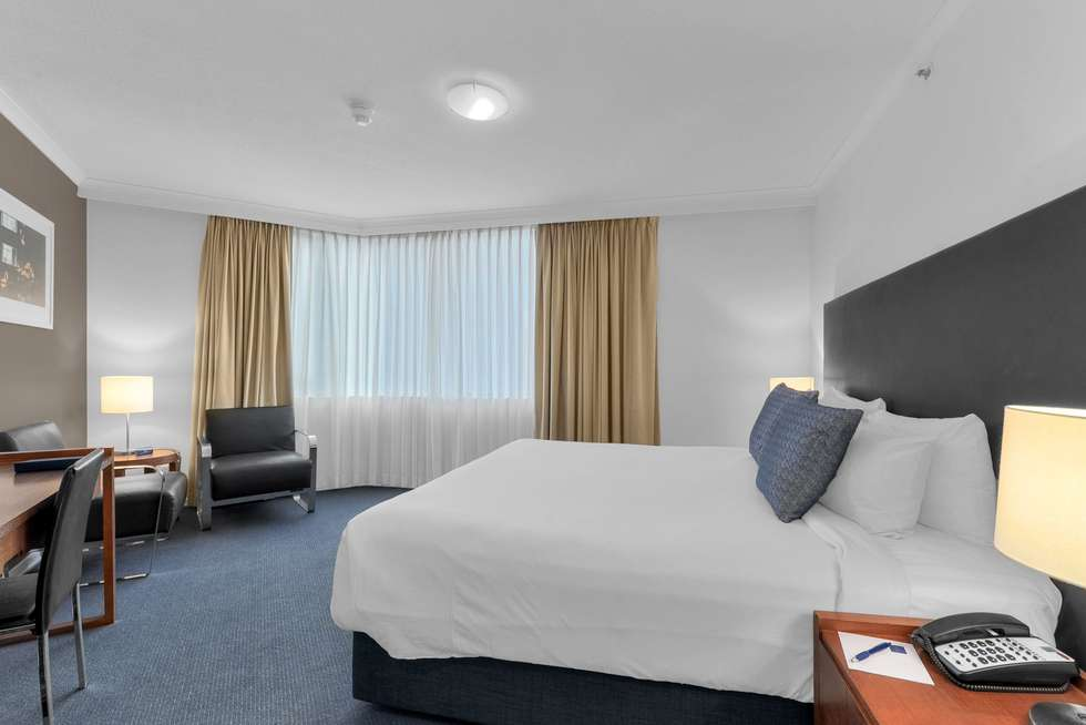 Second view of Homely studio listing, 1506/95 Charlotte Street, Brisbane City QLD 4000
