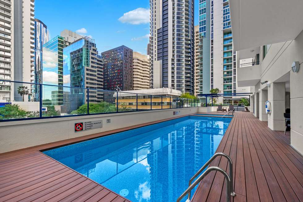 Fourth view of Homely studio listing, 1506/95 Charlotte Street, Brisbane City QLD 4000