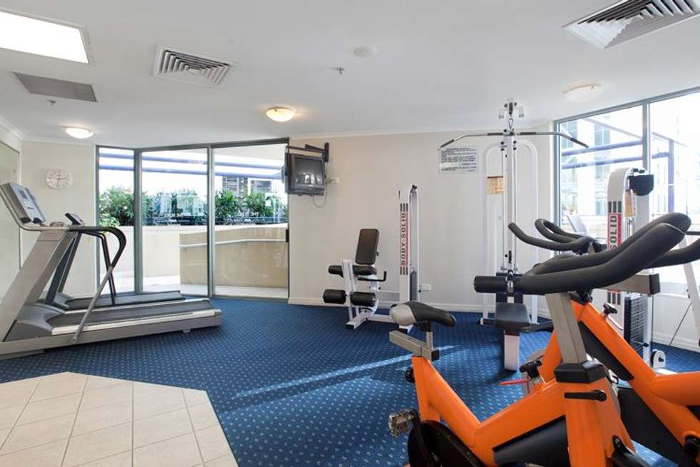 Fifth view of Homely studio listing, 1506/95 Charlotte Street, Brisbane City QLD 4000