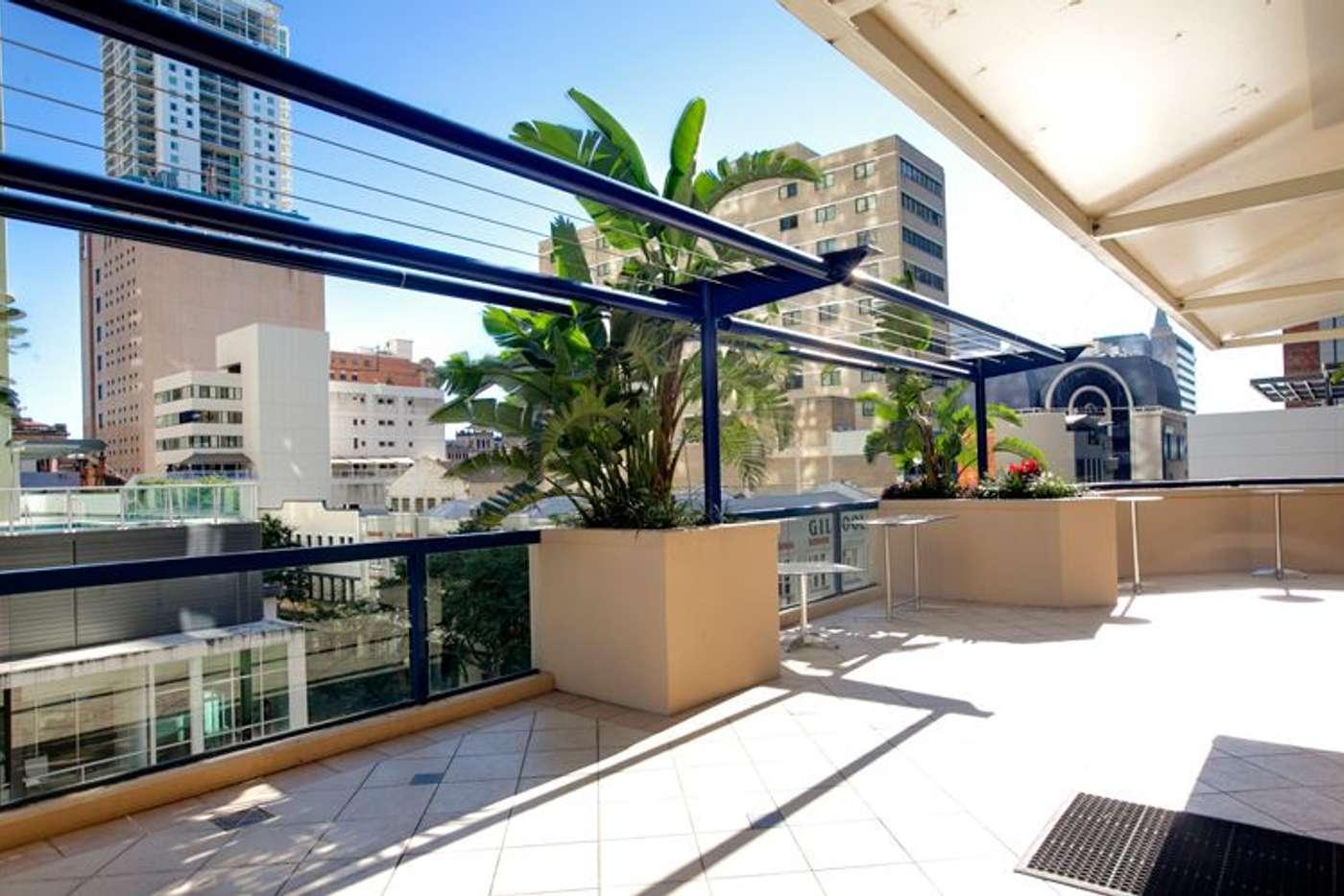 Sixth view of Homely studio listing, 1506/95 Charlotte Street, Brisbane City QLD 4000